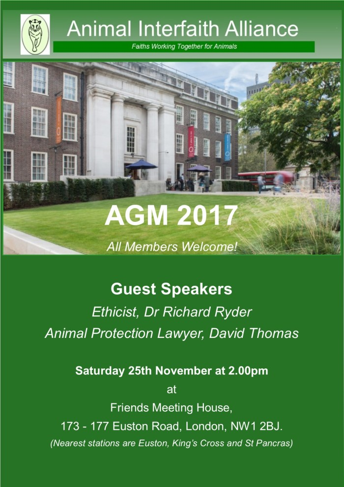 AGM 2017 - Advert