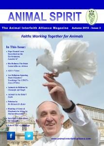 Animal Spirit front page