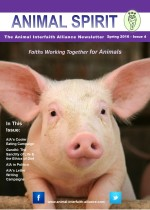 Animal Spirit - Issue 4 - Front Page