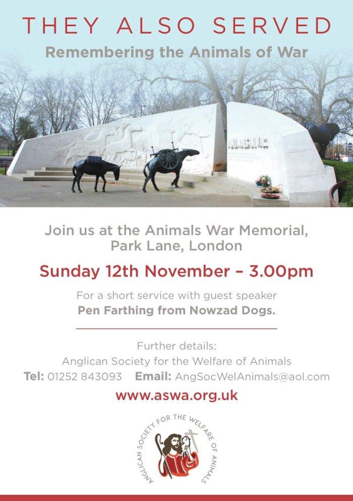 ASWA Memorial 2017