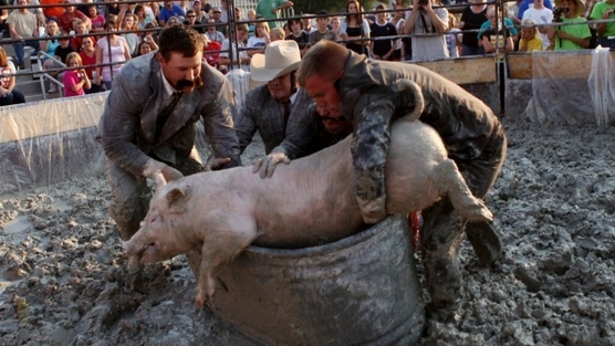 Pig Rassle