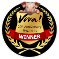 Viva Awards Logo