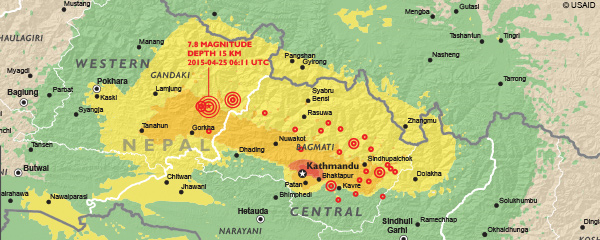 Nepal Emergency Rescue