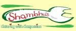 SHAMBHU'S logo with fancy slogan