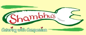 SHAMBHU'S logo with fancy slogan