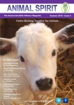 Animal Spirit - Issue 5 - Summer 2016 Front page
