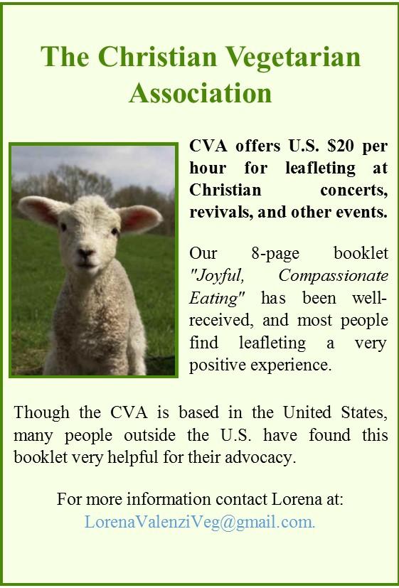 CVA Advert