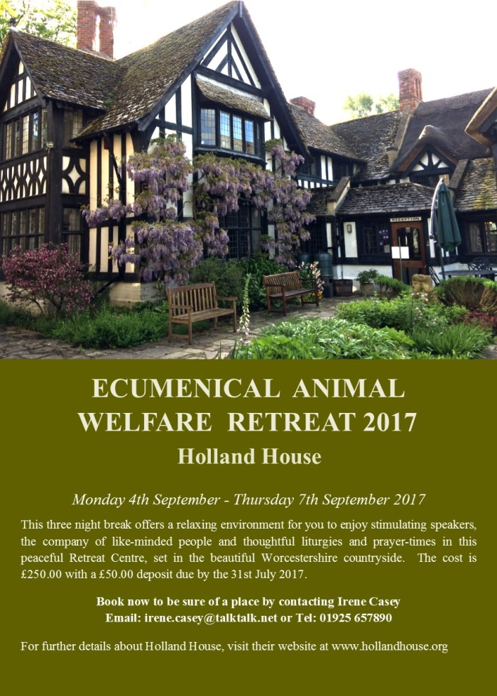 Retreat 2017 Advert